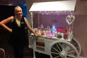 Candy Cart hire
